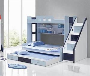 Cool and Modern Children's Bunk Beds