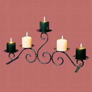 candle holders black wrought iron 10quoth With kitchen cabinets lowes with wrought iron fireplace candle holder