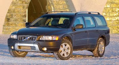 volvo  cross country review
