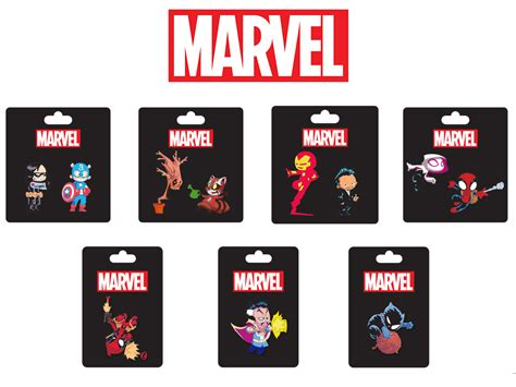 San Diego Comic Con Marvel Pins 2016 - Disney Pins Blog