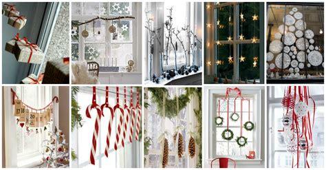 promising christmas window treatment   shouldnt