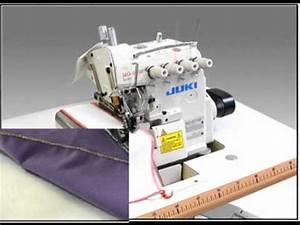 Machine à Coudre Mécanique : machine coudre industrielle youtube ~ Melissatoandfro.com Idées de Décoration