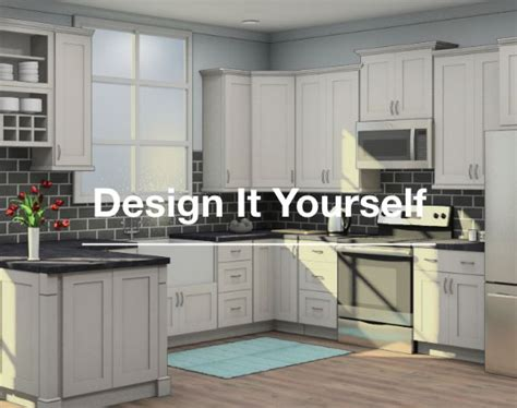 Kitchen Colour Design Tool by Kitchen Cabinets At The Home Depot