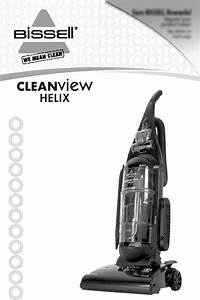 Bissell Vacuum Cleaner 95p1 User Guide