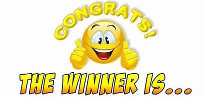 Winner Random Marsecreview Giveaway Congratulations Win Won