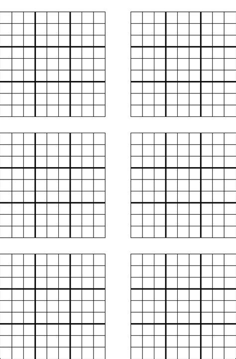 sudoku   printable sudoku puzzles