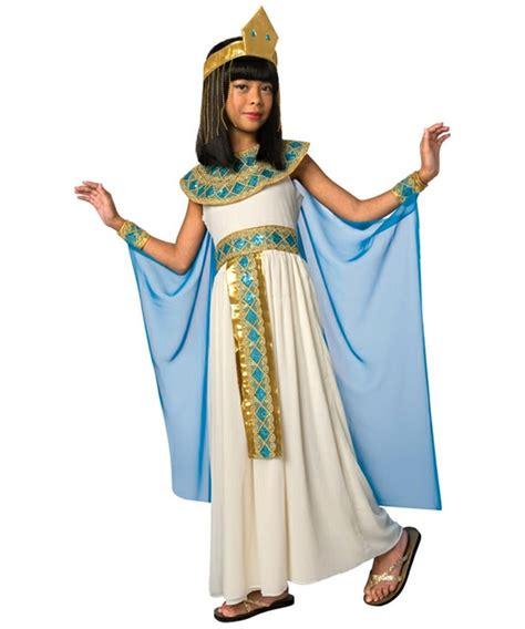 Cleopatra Egyptian Kids Costume - Cleopatra Halloween Costumes