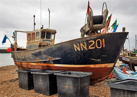 Small Fishing Boats For Sale In Kent by The Ancient Tradition Of Fishing Boats On The Strade Hastings