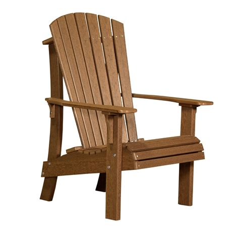 royal adirondack chair luxcraft