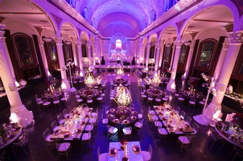 wedding ceremony and reception church orthodox church ceremony glamorous purple gold reception inside weddings