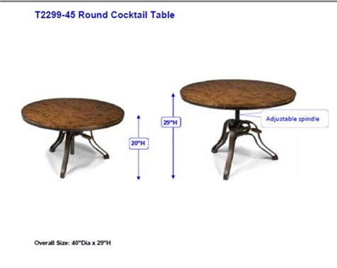 adjustable height round coffee table 17 best images about adjustable coffee dining tables round