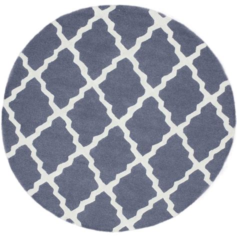 blue trellis rug nuloom trellis blue grey 8 ft x 8 ft area rug