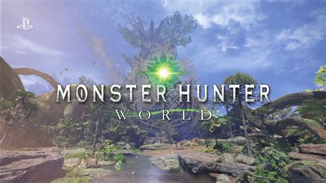 monster hunter world coming ps update polygon