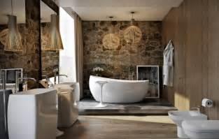trends in bathroom design moderne wandgestaltung im bad 30 ideen und beispiele