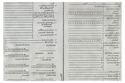 nikah nama form free download  Download Nikah Nama Form In Urdu Free