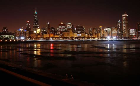 chicago skyline wallpaper hd gallery