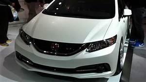Factory Tuner 2014 Honda Civic Si At The 2013 Toronto