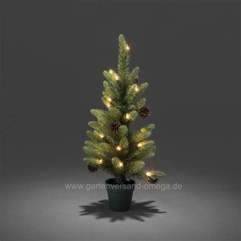 kleiner weihnachtsbaum im topf batteriebetriebener led weihnachtsbaum 60cm f 252 r au 223 en