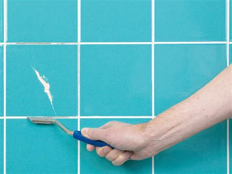 Diy Regrout Tile Floor how to fix broken wall tile and how to regrout how tos diy
