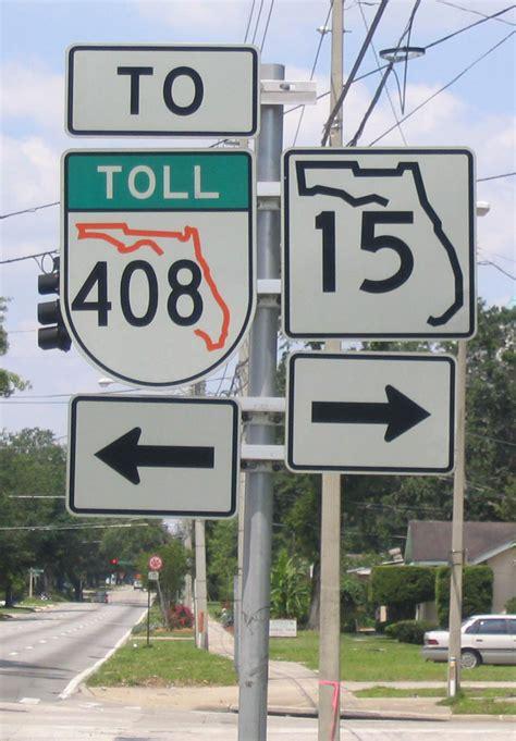 florida state highway sign road system roads sr orlando north shield wikipedia major highways fl wiki