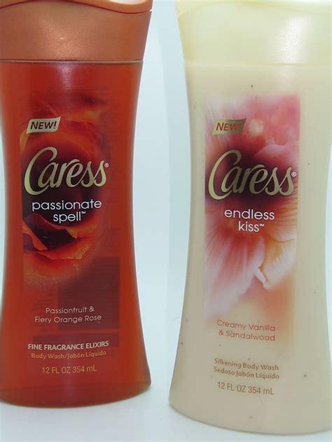 caress endless kiss silkening body wash caress passionate