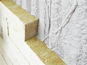 Innenwand Dämmen Mit Steinwolle : wdvs aus steinwolle d mmstoffe news produkte archiv baunetz wissen ~ Buech-reservation.com Haus und Dekorationen