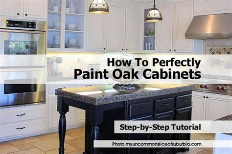 can you paint oak cabinets how to perfectly paint oak cabinets