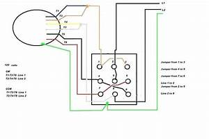 Reversing Single Phase Capacitor Start Motor