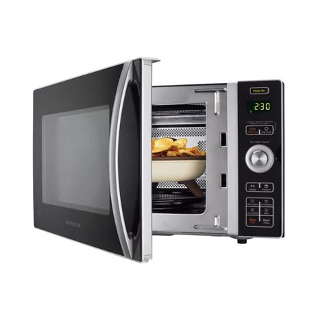 microwave fryer air convection ft cu countertop daewoo oven capability counter combination grill watt stainless koc steel