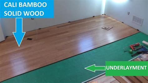 cali bamboo hardwood flooring tips  cutting