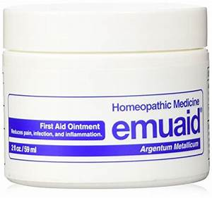 Bedsore treatment emuaid for bedsores 2 fl oz 59ml for Bedsore prevention cream