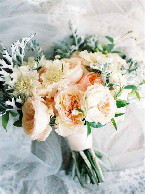 peach wedding flowers passion  flowers