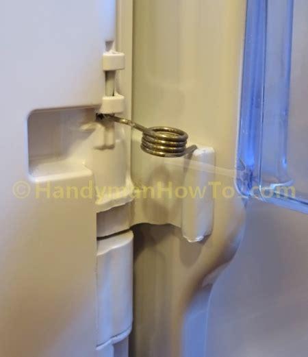 samsung refrigerator door replacement how to fix a samsung door refrigerator mullion flap