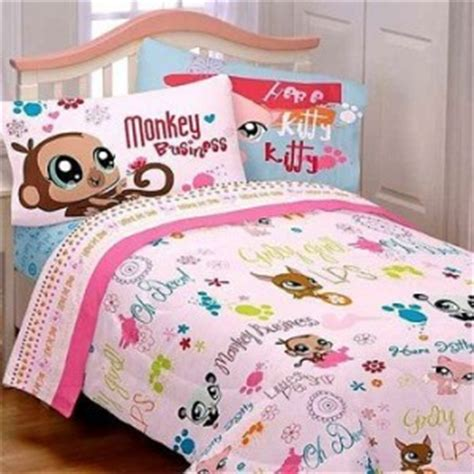 littlest pet shop bedding cool stuff  buy  collect