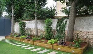 nos solutions pour economiser l39eau au jardin cote maison With amenager un jardin paysager 13 fontaine bassin leroy merlin