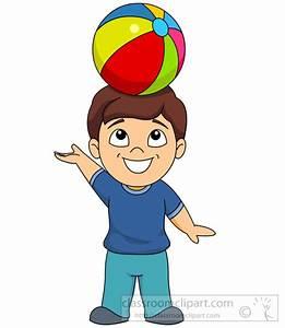 Children : child-balancing-ball-on-head-clipart-5983 ...