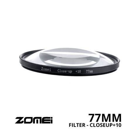 Stepup Ring By Aksesoris Foto zomei filter closeup 10 77mm harga dan spesifikasi