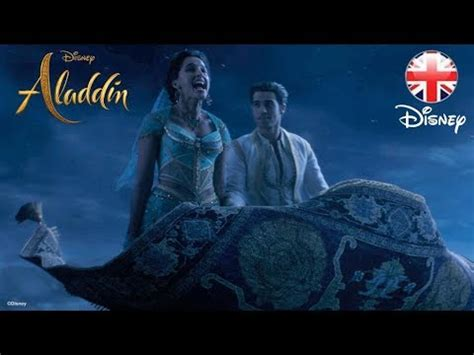 ALADDIN A Whole New World Song Clip Part 2 Official
