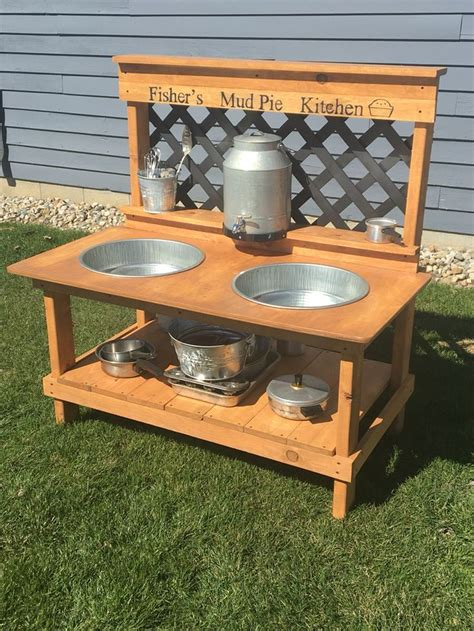 outdoor kitchen kits with sink outdoor mud kitchen diy playspaces