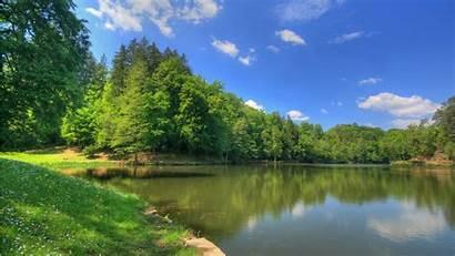 Pond Background Poland Desktop Wallpapers