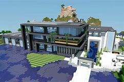 HD wallpapers minecraft maison moderne avec xroach 1 love8designwall.ml