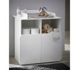 meuble chambre de bébé meuble de rangement chambre bebe