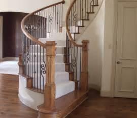 versatile series iron balusters stair accessories hardwood floors