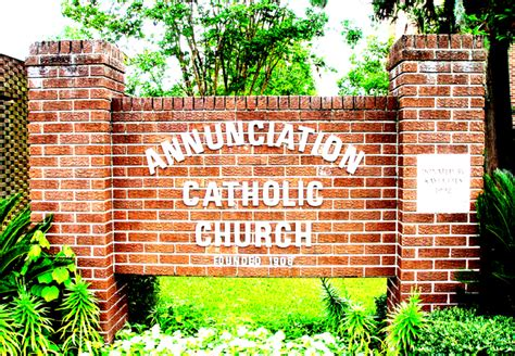 Annunciation Catholic Church, Bogalusa, LA