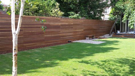 landscape fences contemporary garden fencing quality outdoor rooms