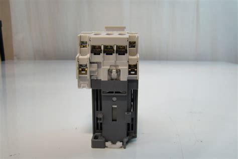Lg Meta Mec 240v Contactor Gmc-22