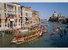 Calendar of Festivals and Events for Venice, Italy