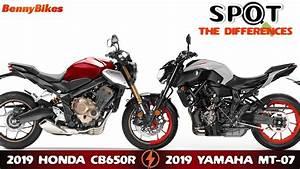 Yamaha Mt 07 2019 : 2019 honda cb650r vs yamaha mt 07 2019 youtube ~ Medecine-chirurgie-esthetiques.com Avis de Voitures