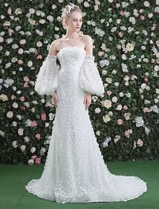 white lace summer wedding dresses mermaid open back With white summer wedding dress