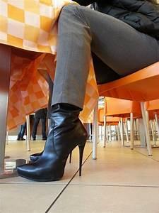 ankle boots stilettos wearing high heels heels boots